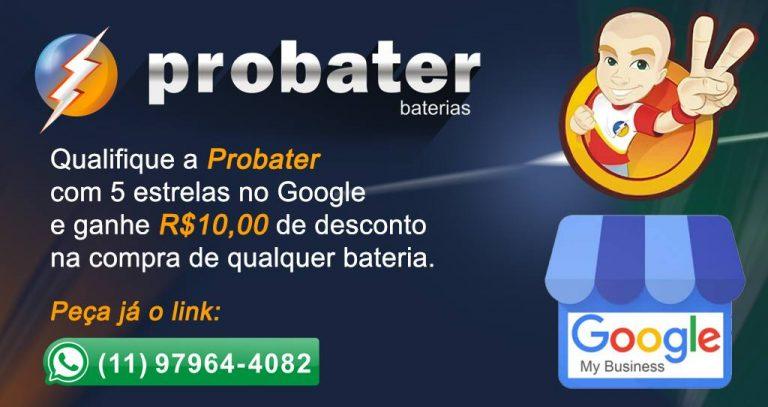 Promoção Google Business